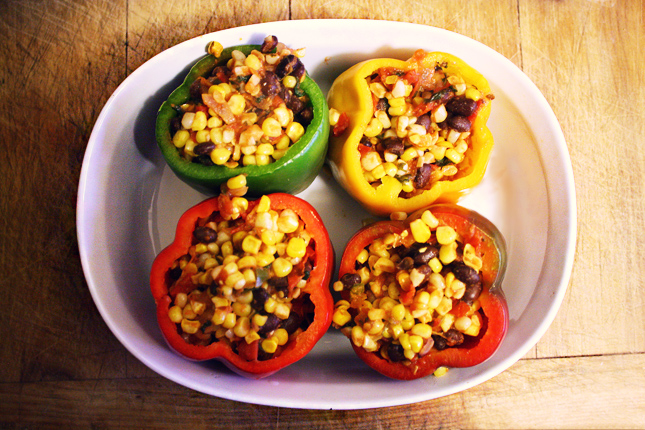 mexican bell peppers