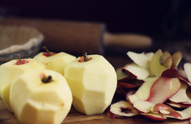 Apples Peeled