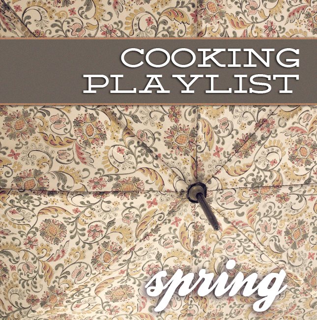 cooking-playlist-spring