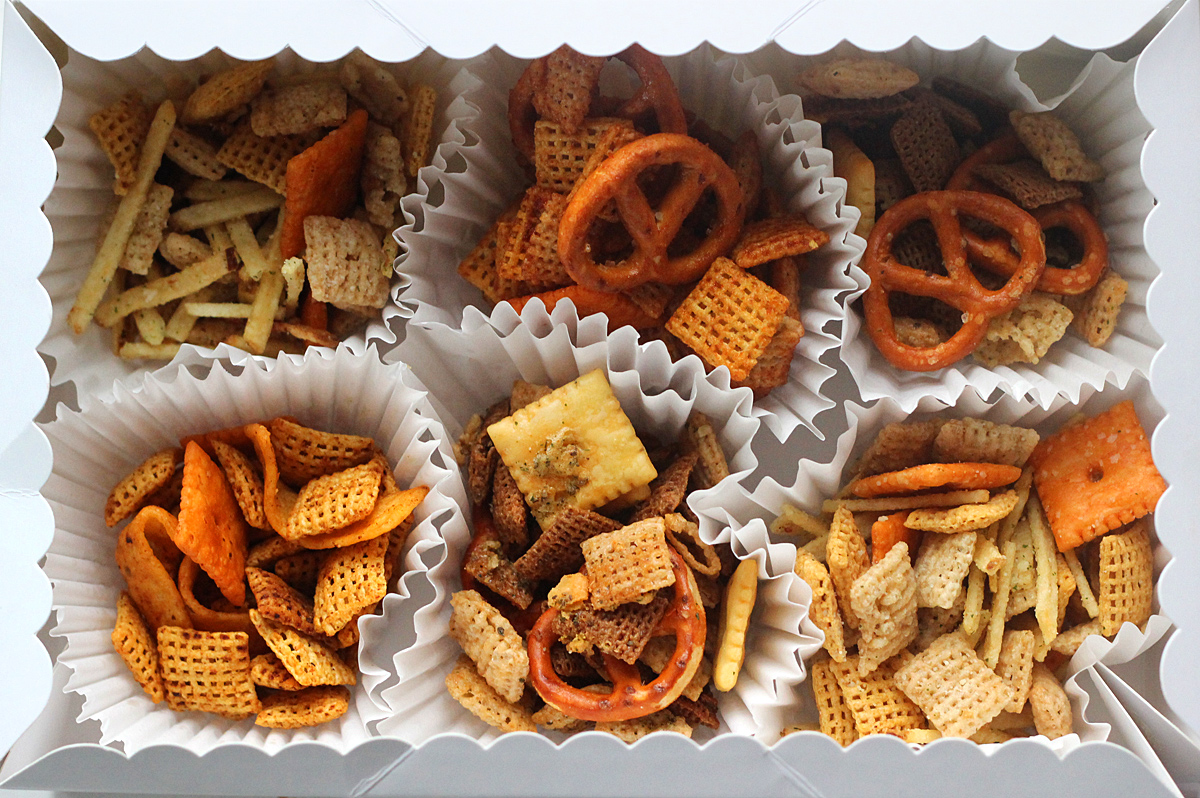 Super Bowl Worthy Chex Mix