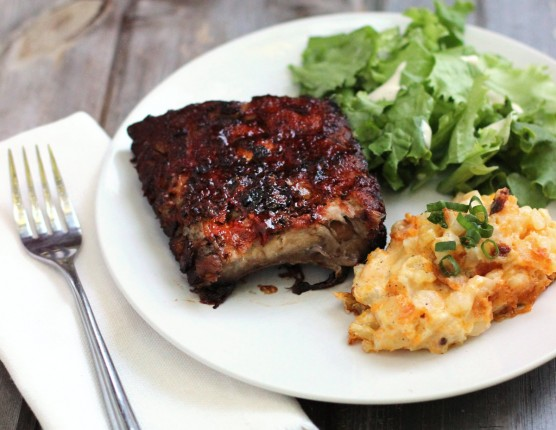 Easy-Barbecued-Ribs