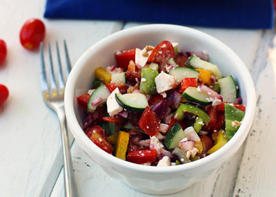 Greek-Pepper-Salad-featured