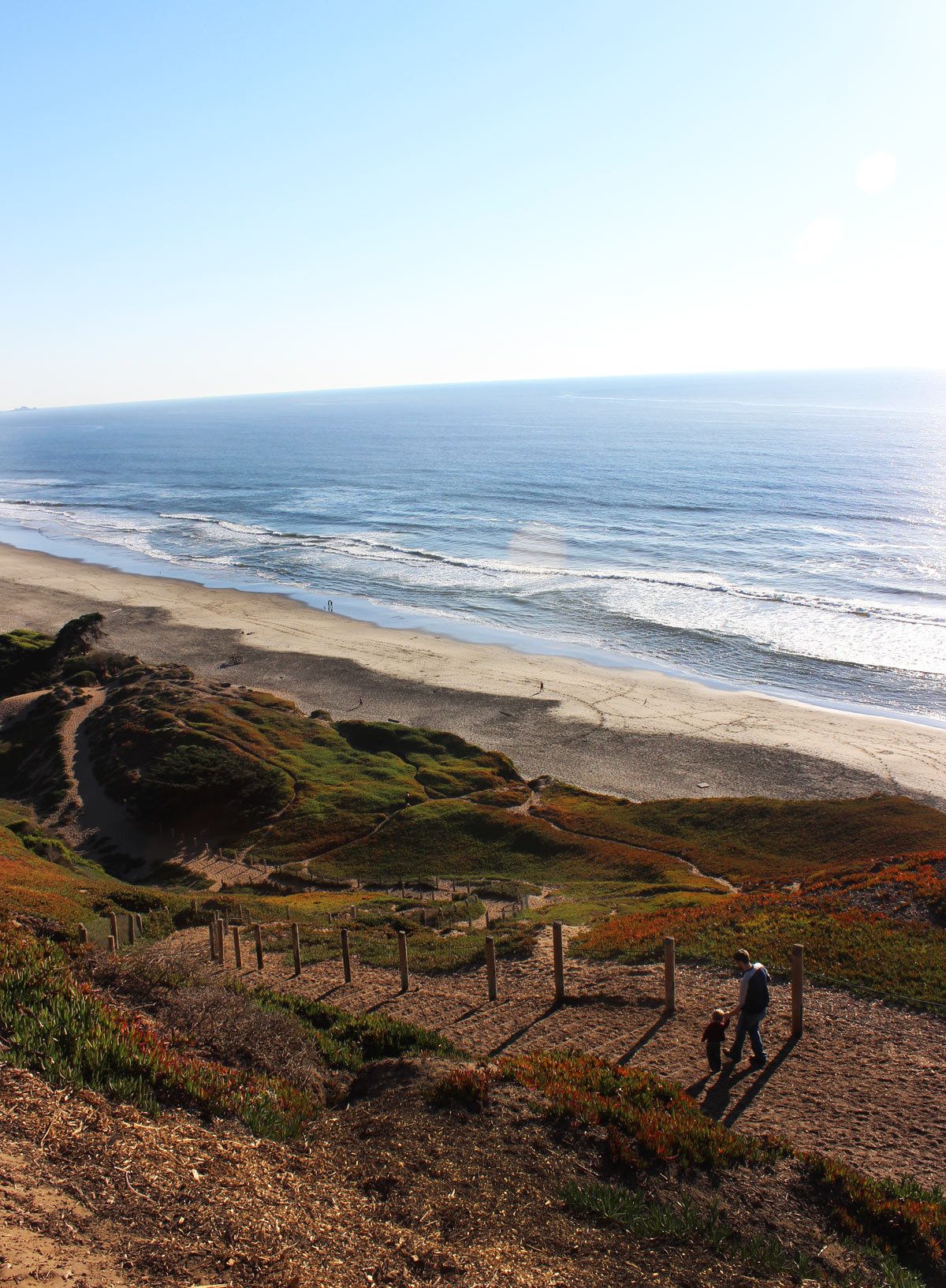 San Francisco Trip - Funston Beach