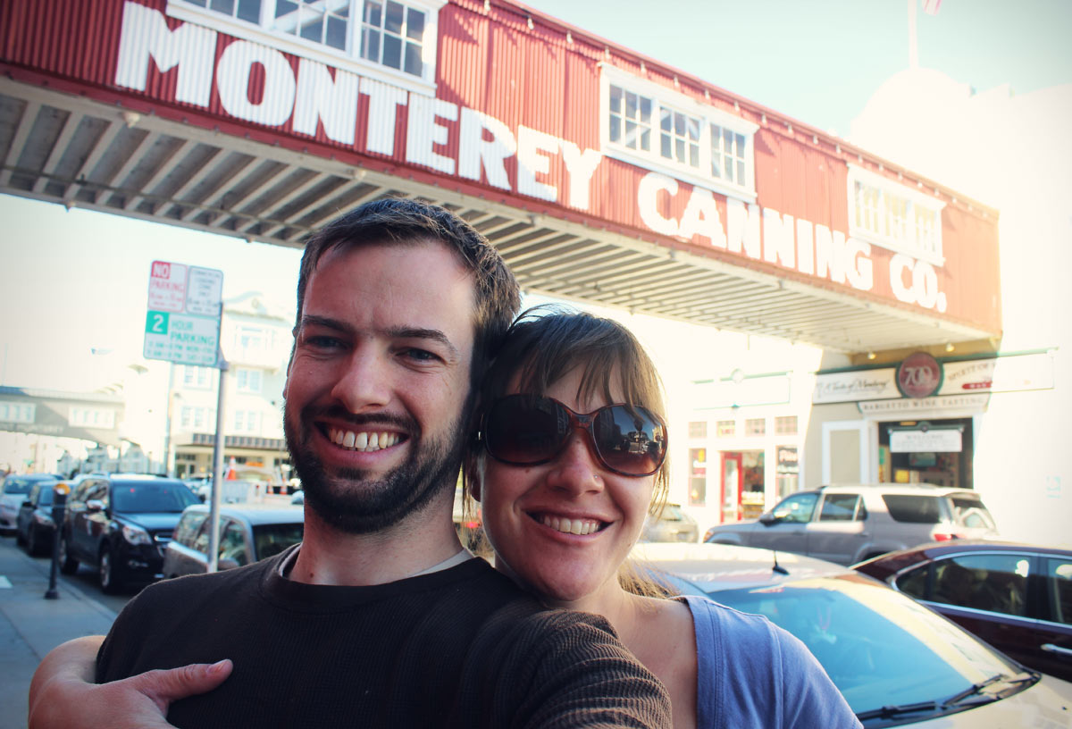 San Francisco Trip - Monterrey California
