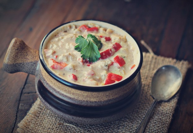 Award-Winning White Chicken Chili