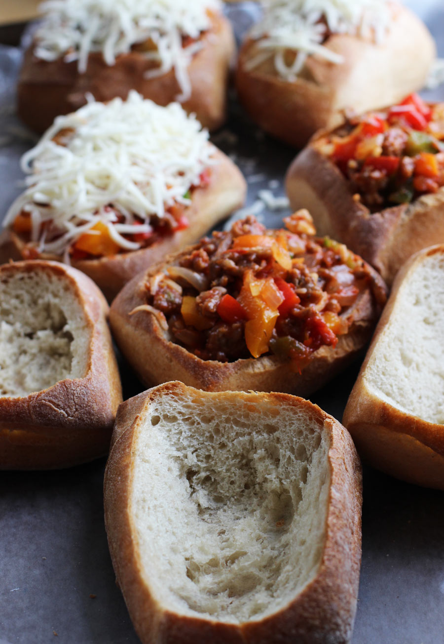 Quick and Easy Pizza Bread - Freezer Friendly, Make Ahead Meal