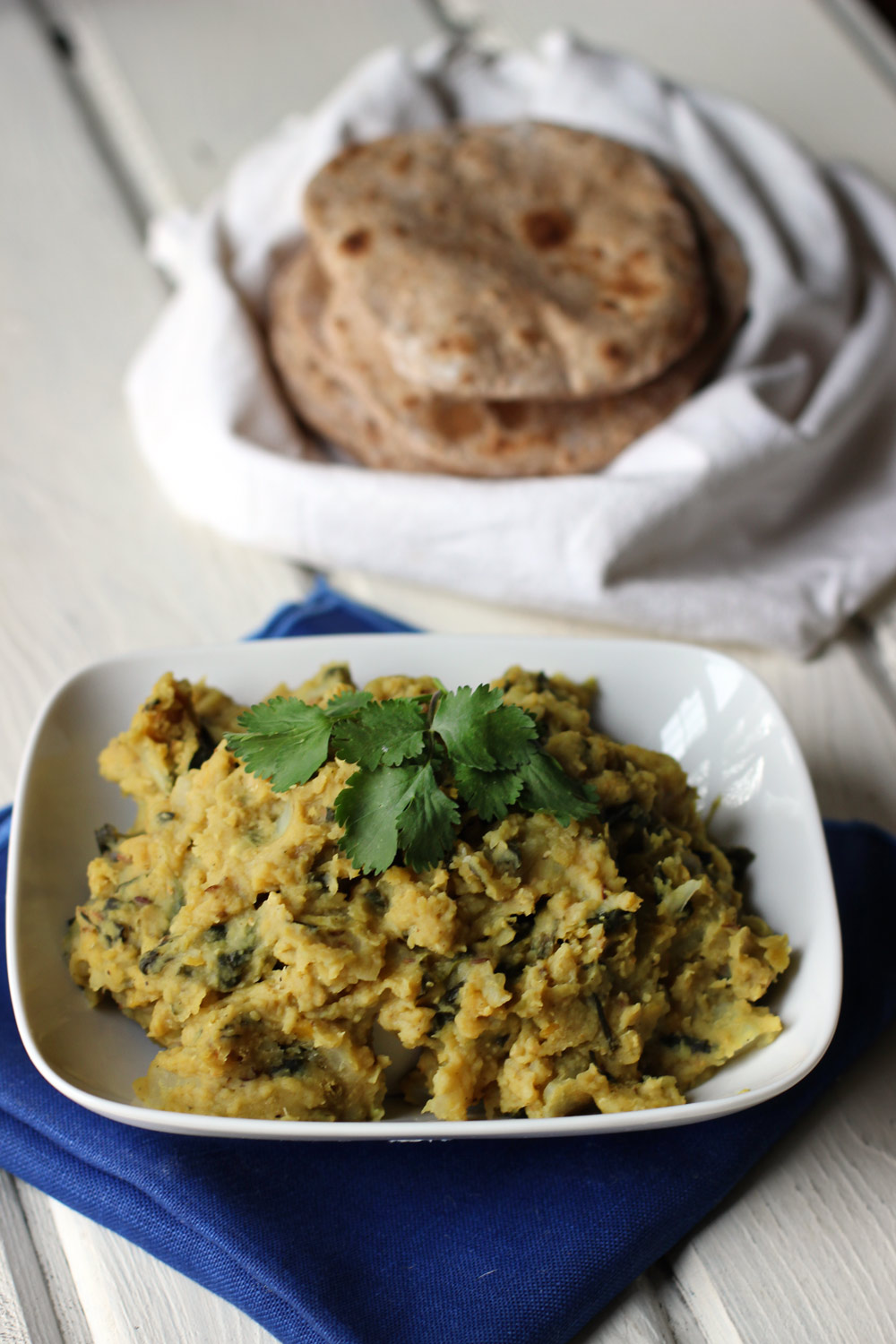Indian-Spinach-Dahl